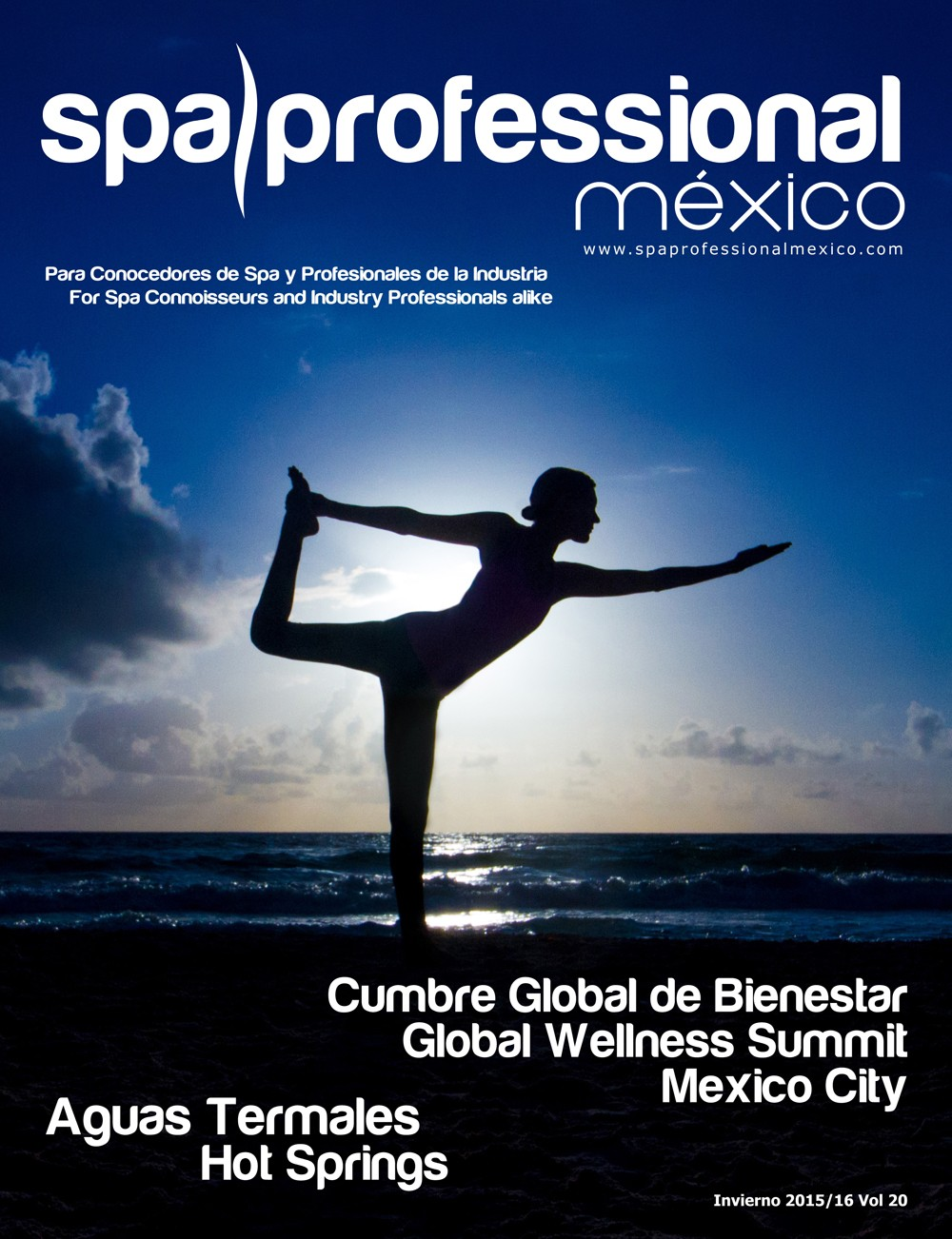 Spa Professional Mexico, Winter 2015/16
